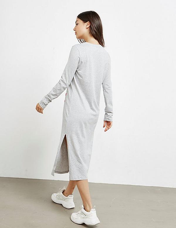 Armani Exchange Side Logo Dress