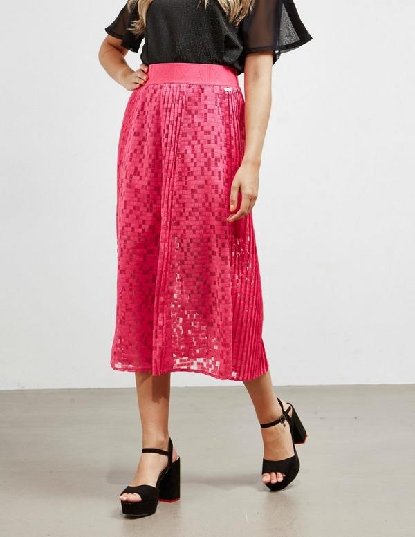 Armani Exchange Lace Skirt