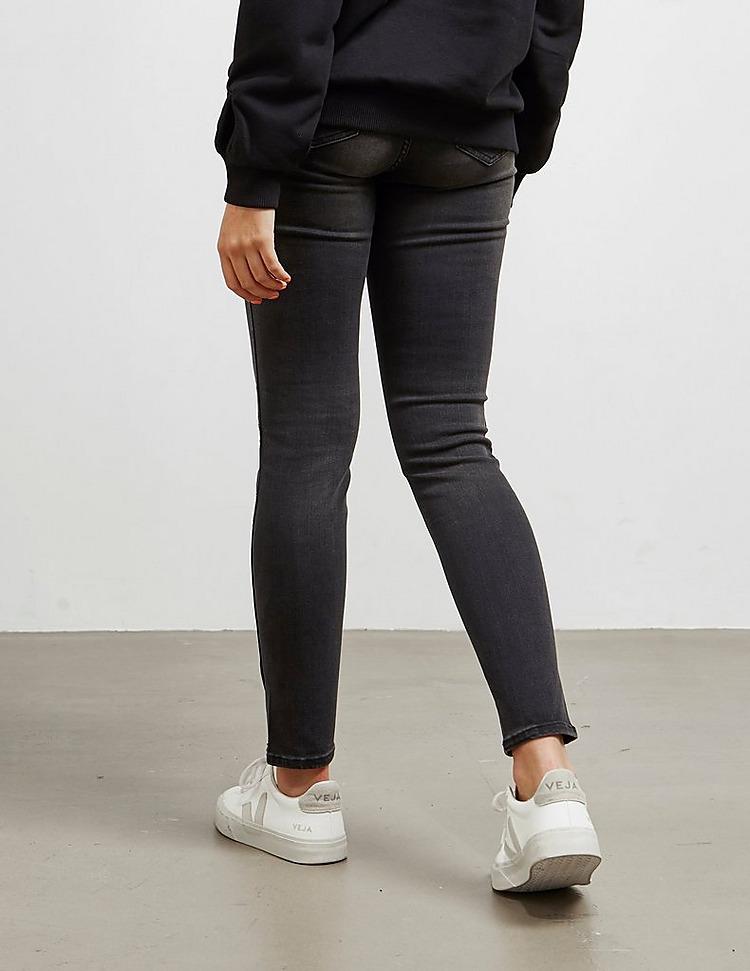 Armani Exchange Side Split Denim Jeans