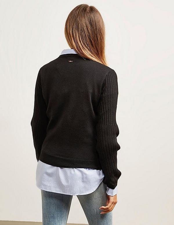 Armani Exchange Wool Knit Jumper