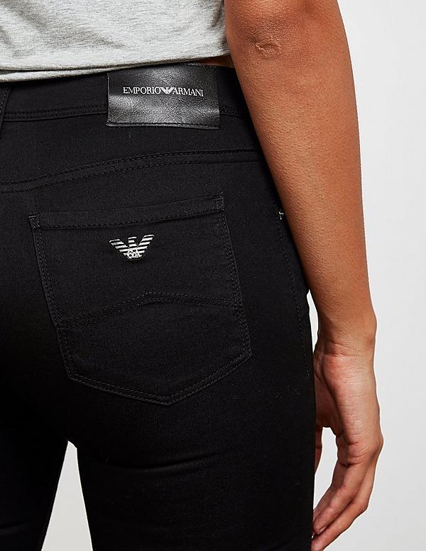 Emporio Armani J28 Skinny Jeans