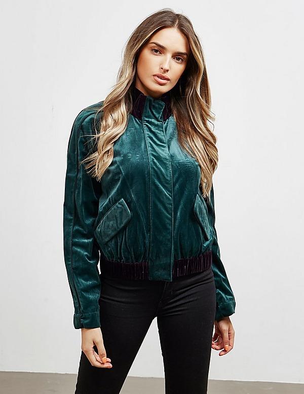 Emporio Armani Velour Jacket