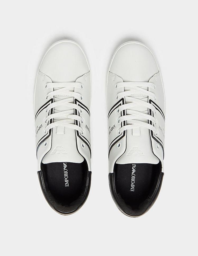 Emporio Armani Box Logo Sneakers