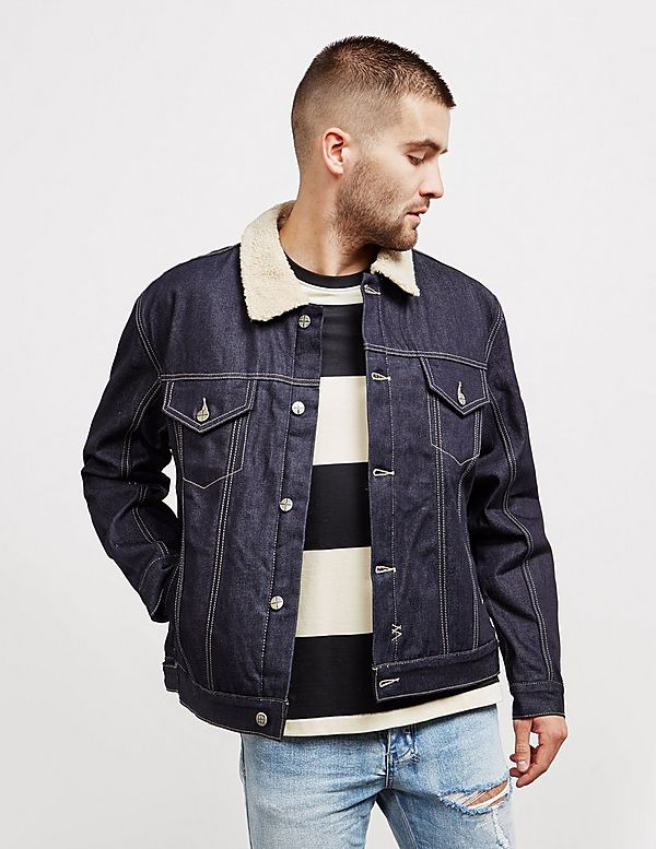 Ksubi Shearling Jacket