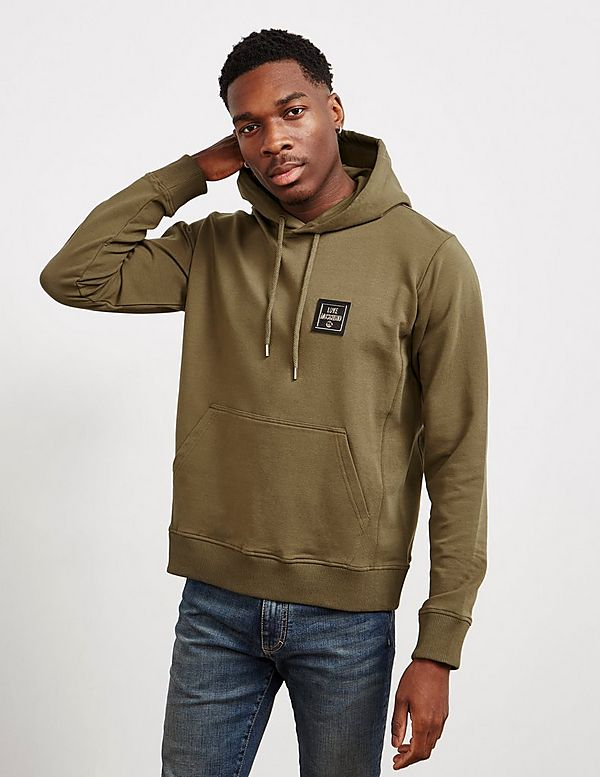 Love Moschino Plaque Hoodie