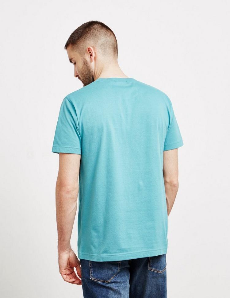 Nudie Jeans Dan Logo Short Sleeve T-Shirt