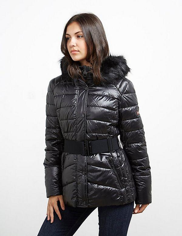 Barbour International Polar Bear Interntional  Marleigh Jacket
