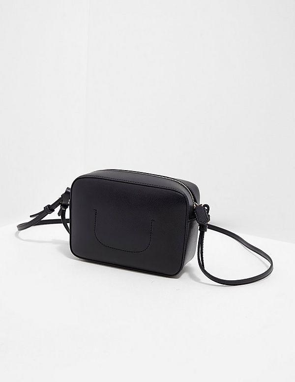 Emporio Armani Charm Camera Shoulder Bag