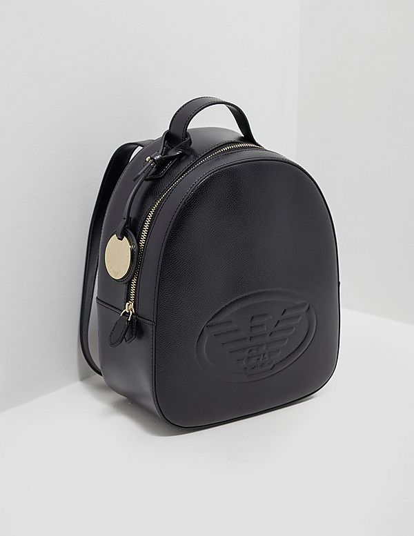 Emporio Armani Logo Backpack