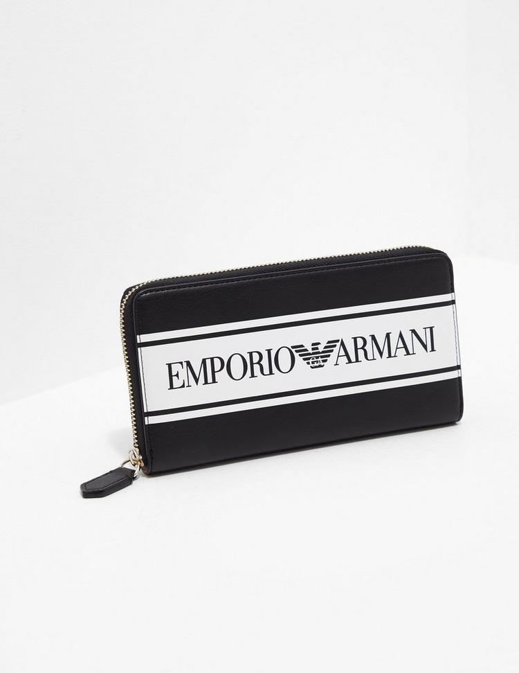 Emporio Armani Tape Logo Purse