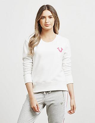 True Religion Buddha Logo Sweatshirt