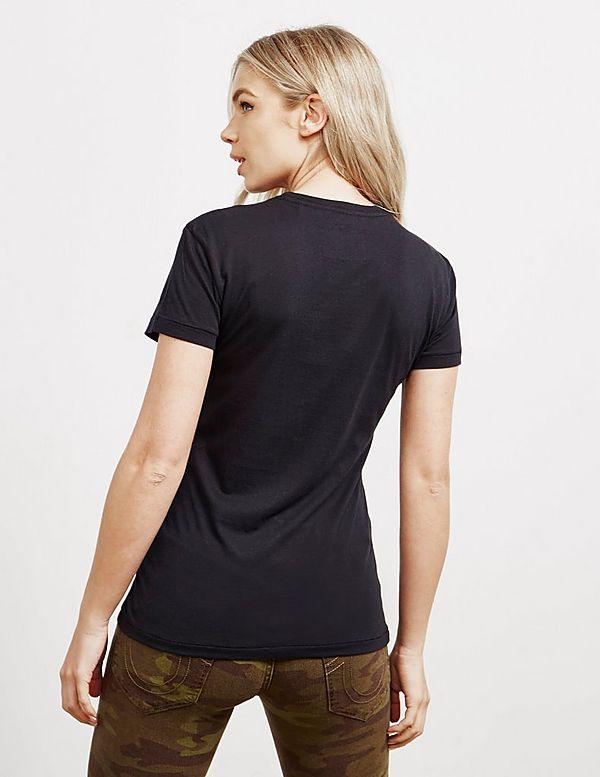 True Religion Foil Maze Short Sleeve T-Shirt