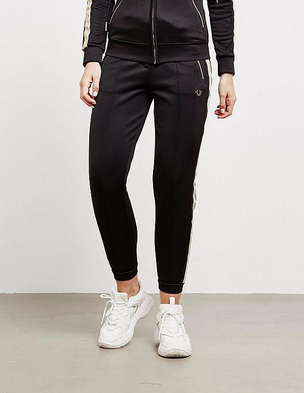 True Religion Stripe Track Pants