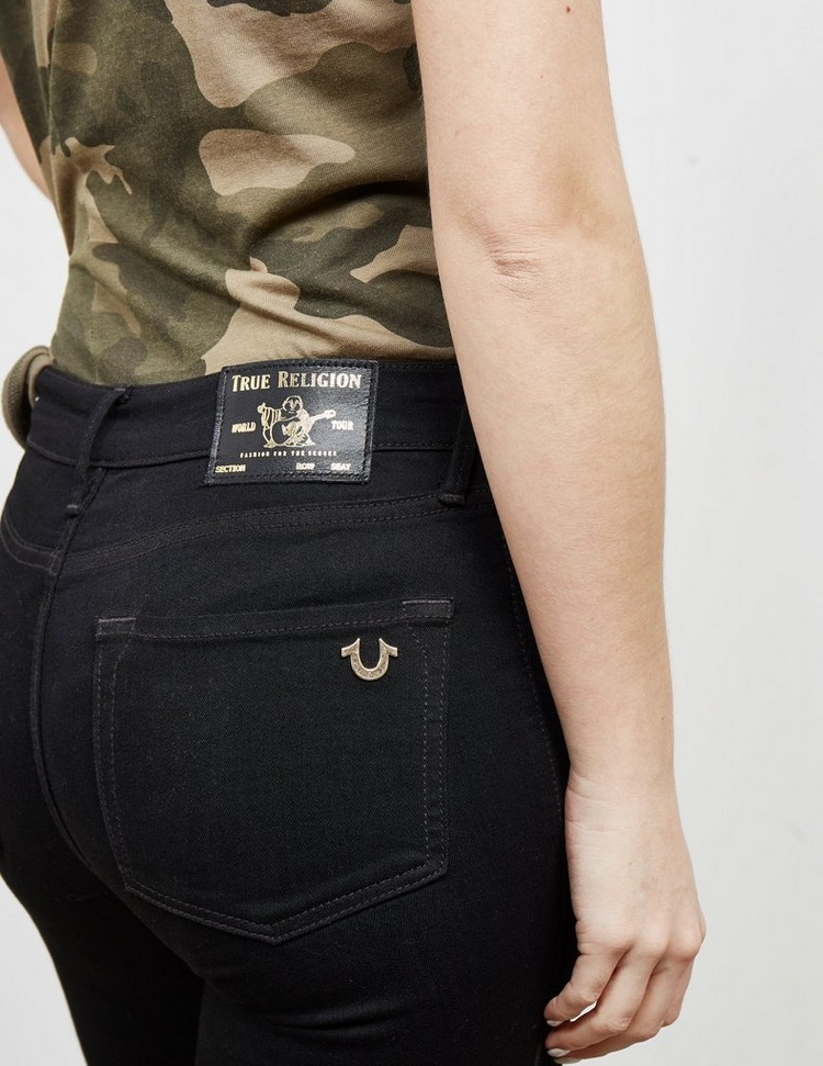 True Religion Halle High Rise Jeans