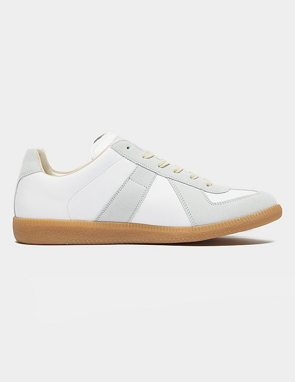 Maison Margiela Leather Trainers
