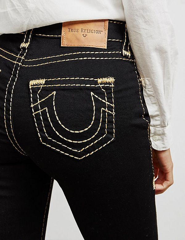 True Religion Jennie Stretch Skinny Jeans
