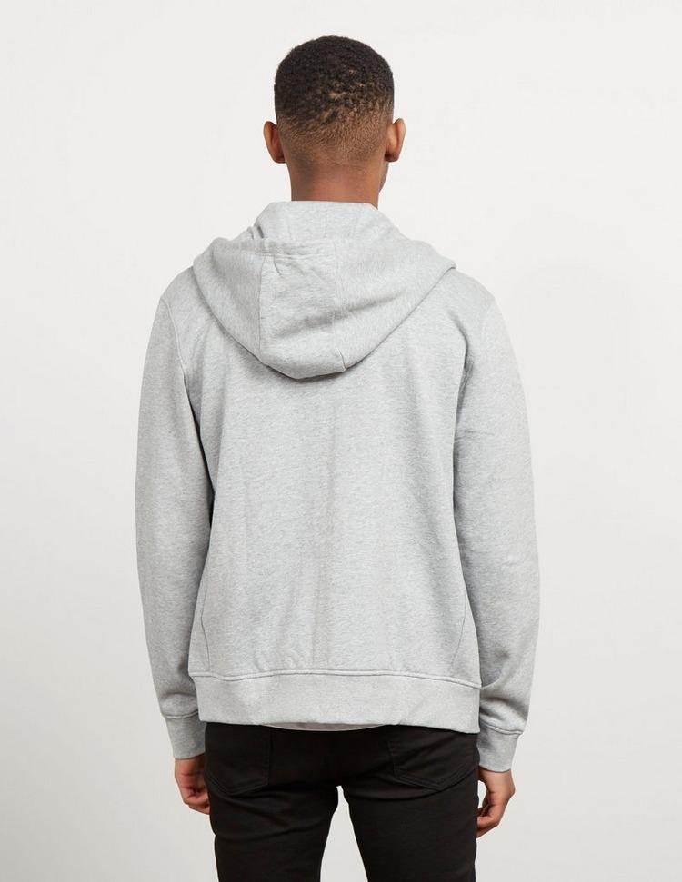 Armani Exchange Zip Through Hooded Sweatshirt