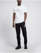 Armani Exchange Icon Cuffed Fleece Pants