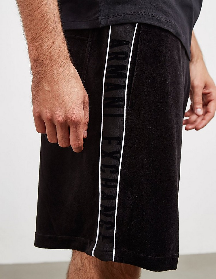 Armani Exchange Velour Shorts