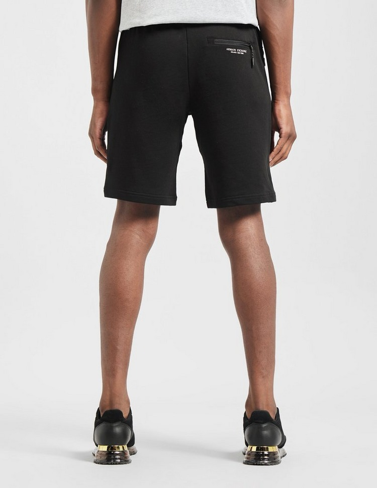 Armani Exchange Basic Fleece Shorts