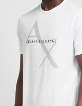 Armani Exchange Diagonal AX Short Sleeve T-Shirt