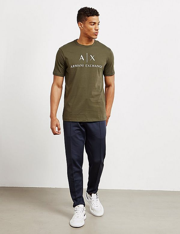 Armani Exchange Core Logo Short Sleeve T-Shirt