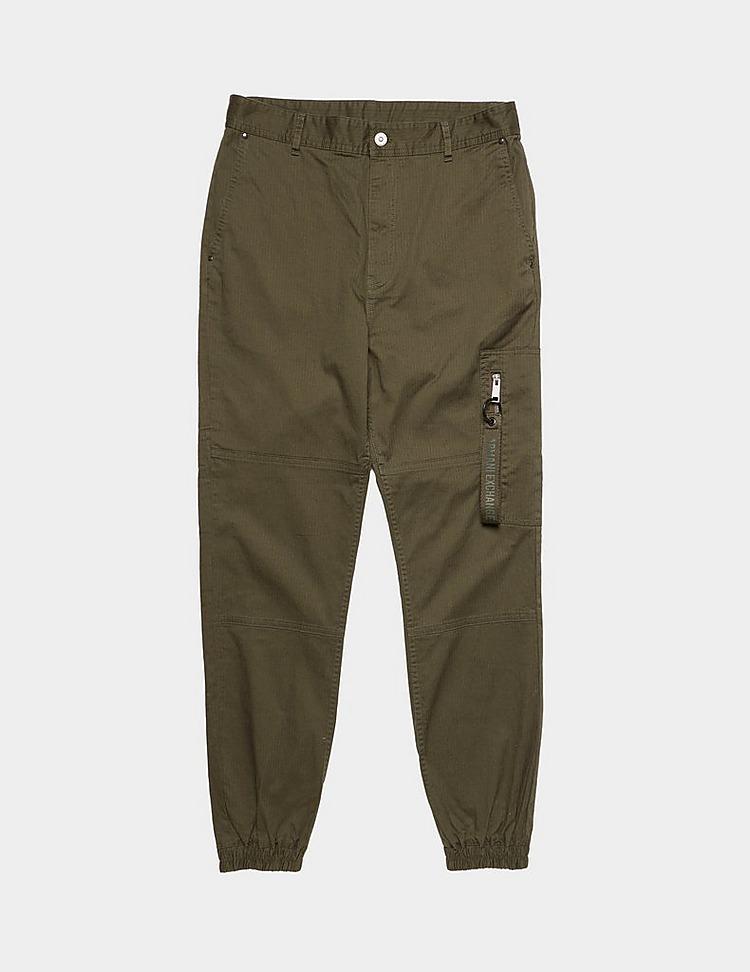 Armani Exchange Cuffed Cargo Track Pants