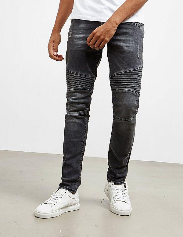 Armani Exchange J16 Biker Jeans