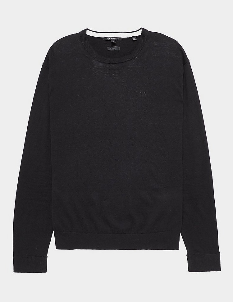 Armani Exchange Basic Knit Jumper