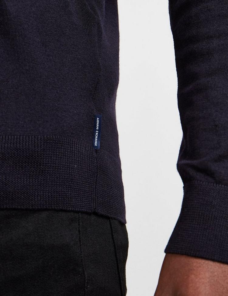 Armani Exchange Basic V Neck Knit Jumper