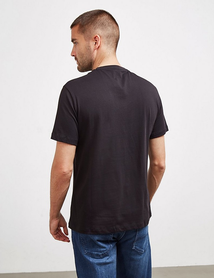 Armani Exchange Paint AX Short Sleeve T-Shirt