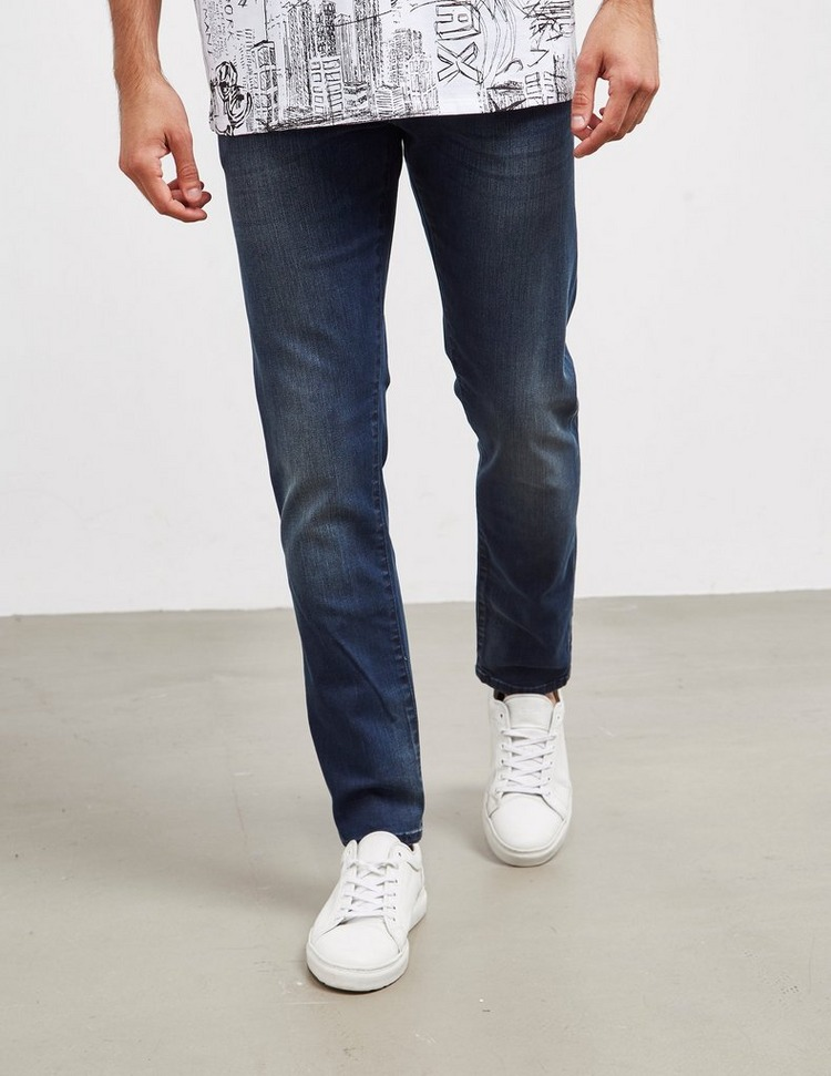 Armani Exchange J14 Skinny Tape Jeans