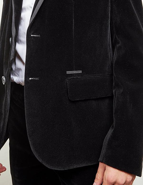 Armani Exchange Velvet Blazer