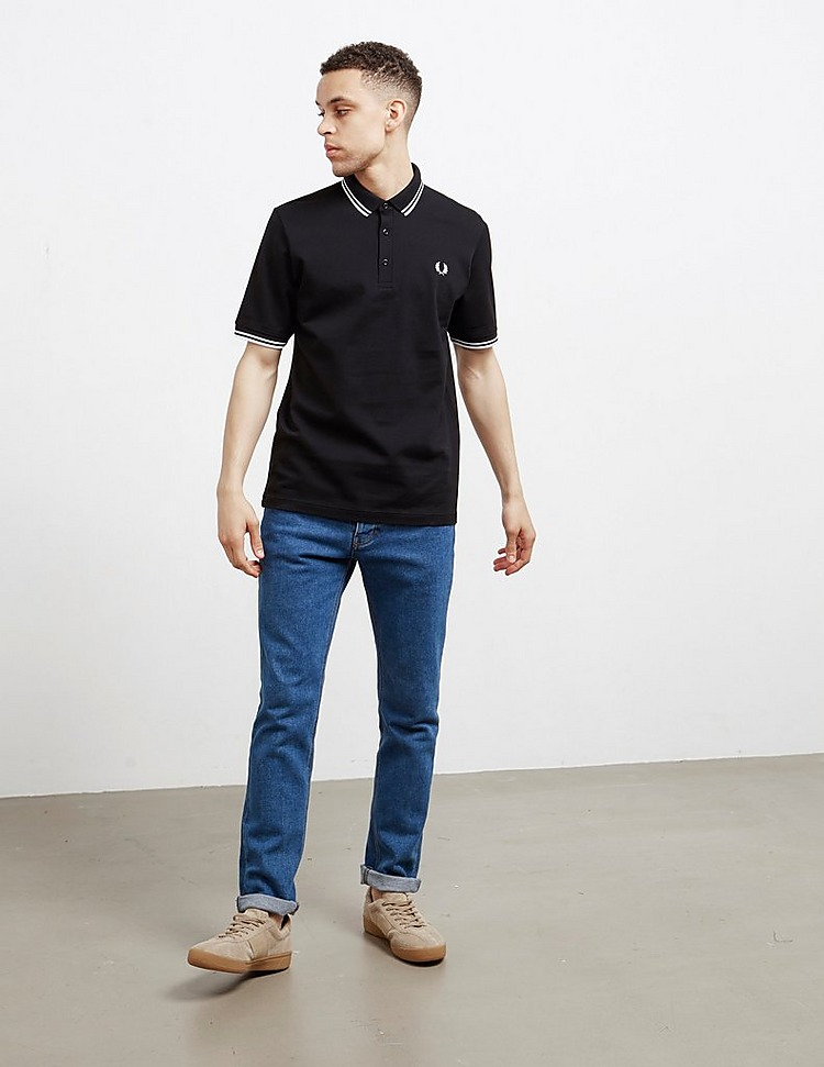 Fred Perry Made In Japan Short Sleeve Polo Shirt