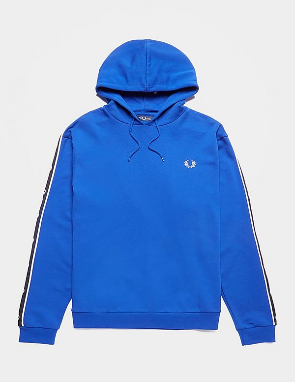 Fred Perry Taped Sleeve Overhead Hoodie