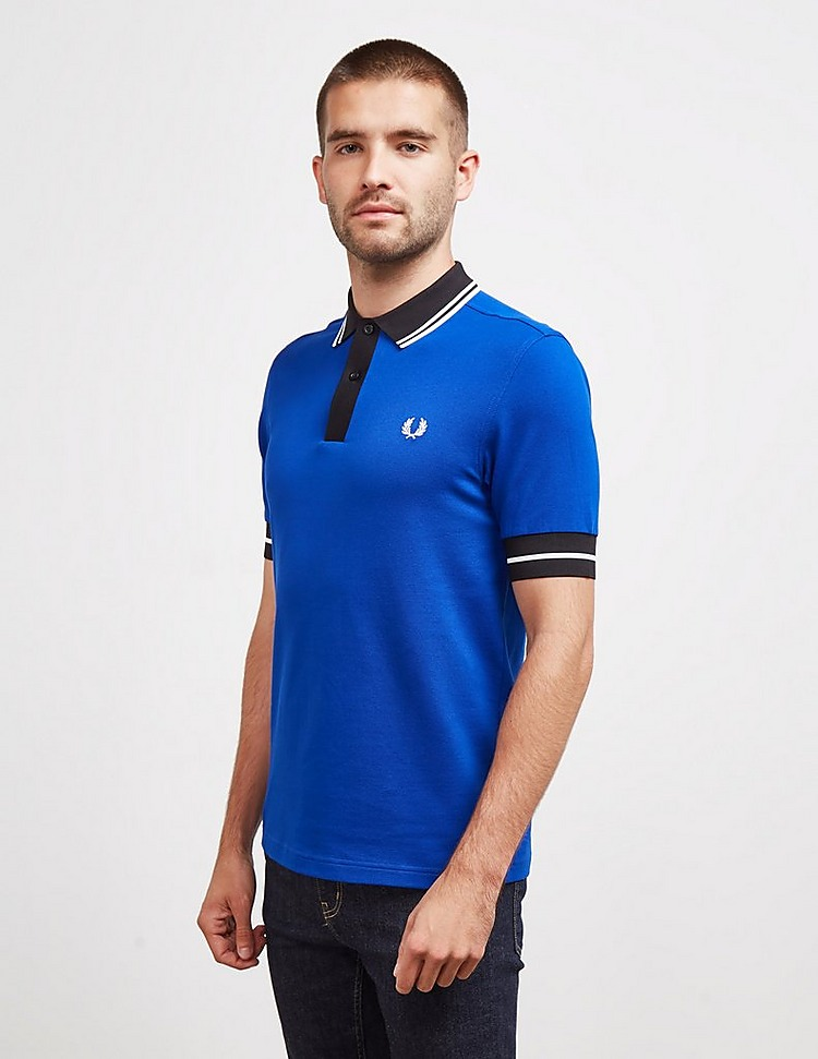 Fred Perry Contrast Trim Short Sleeve Polo Shirt