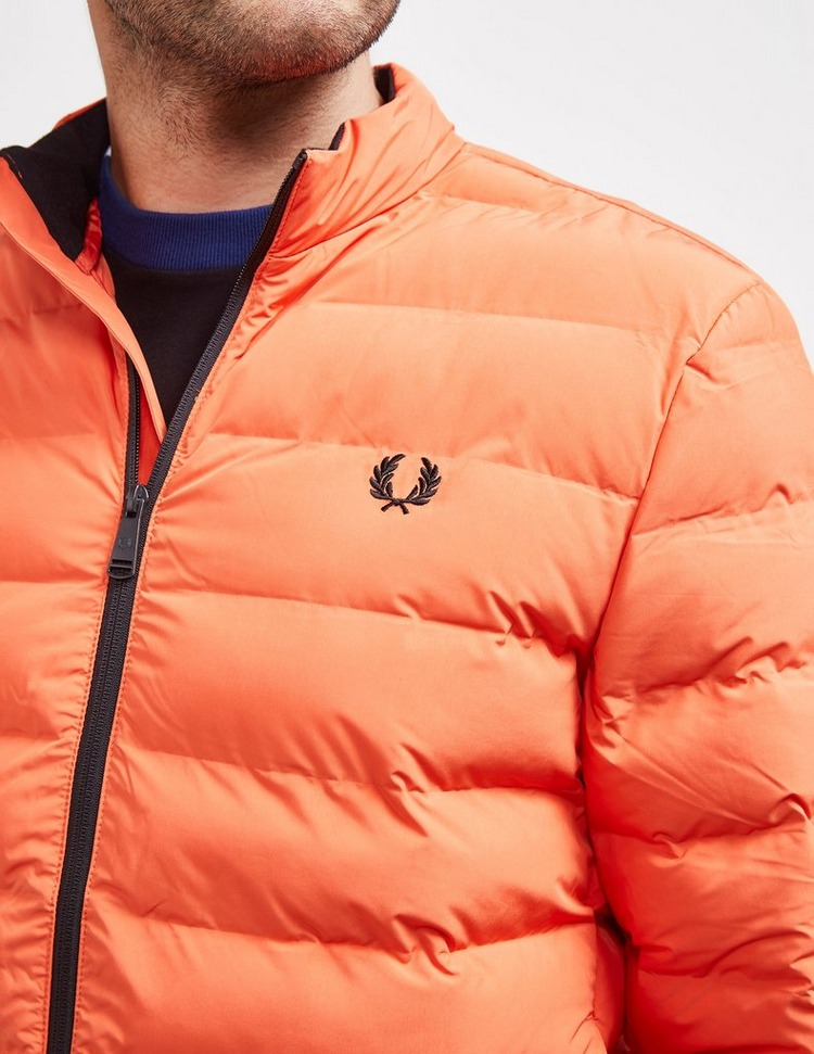 Fred Perry Seamless Baffle Jacket