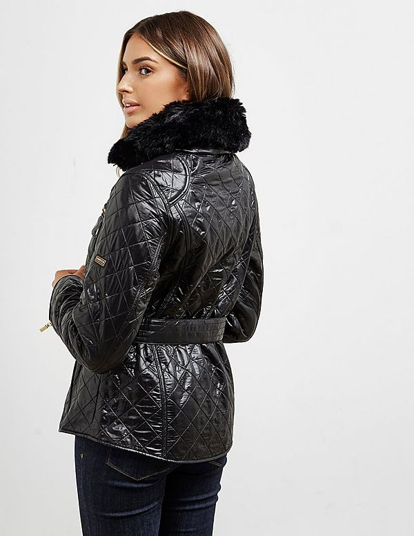 Barbour International Icon Polar Quilt Jacket