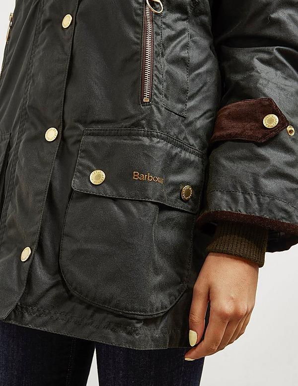 Barbour Icon Beaufort Wax Jacket