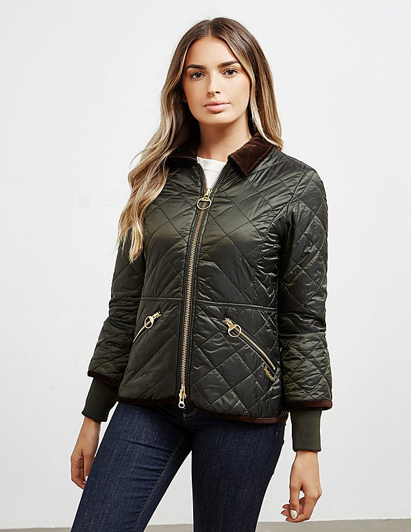 Barbour Icon Liddesdale Quilted Jacket