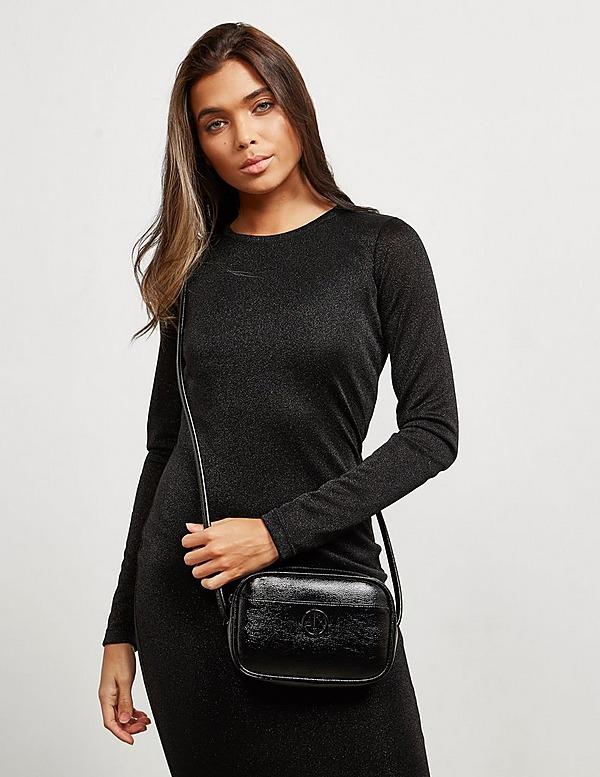 Armani Exchange Camera Shoulder Bag