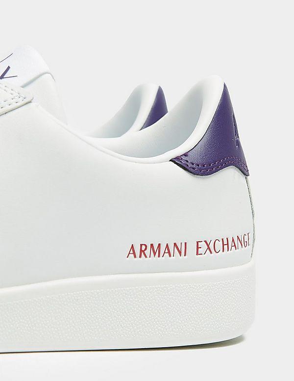 Armani Exchange Lace Trainers