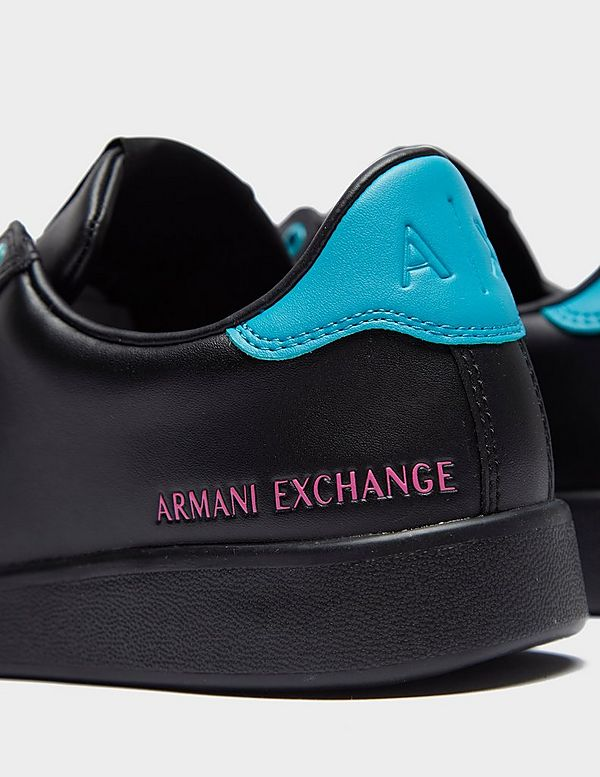 Armani Exchange Lace Trainers