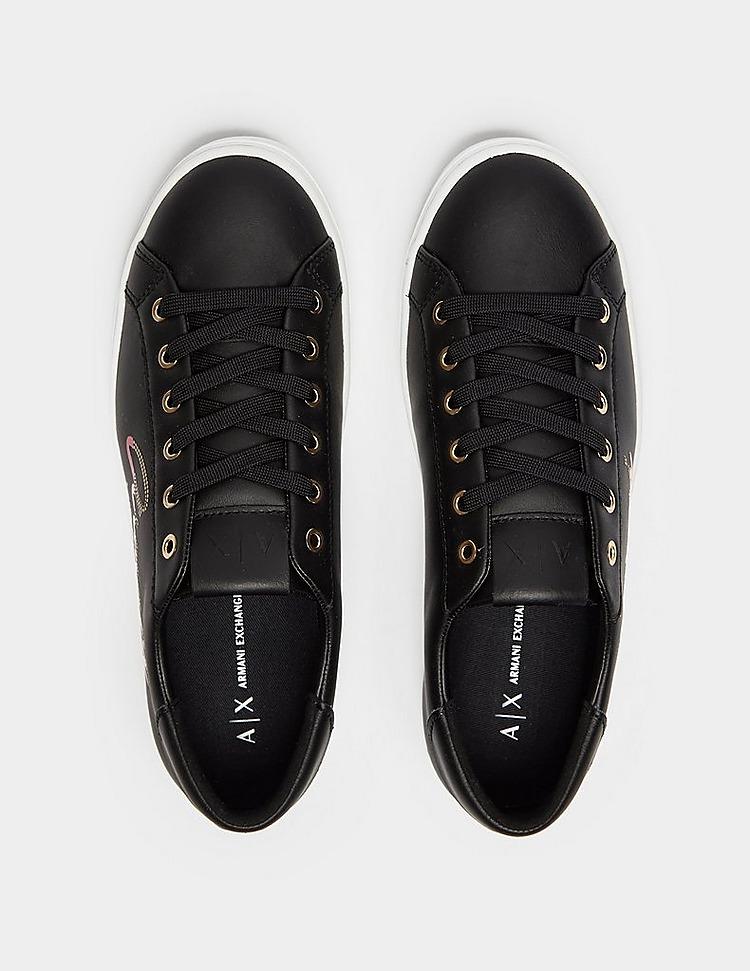 Armani Exchange Logo Sneakers
