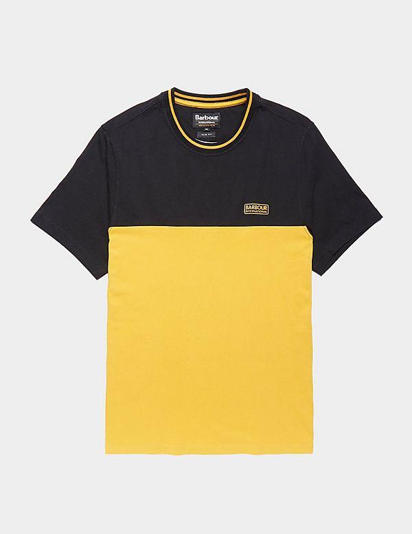 Barbour International Blocker Short Sleeve T-Shirt