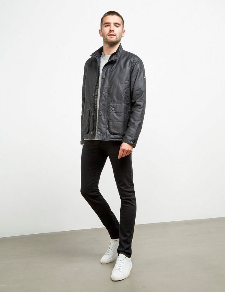 Barbour International Armour Wax Jacket
