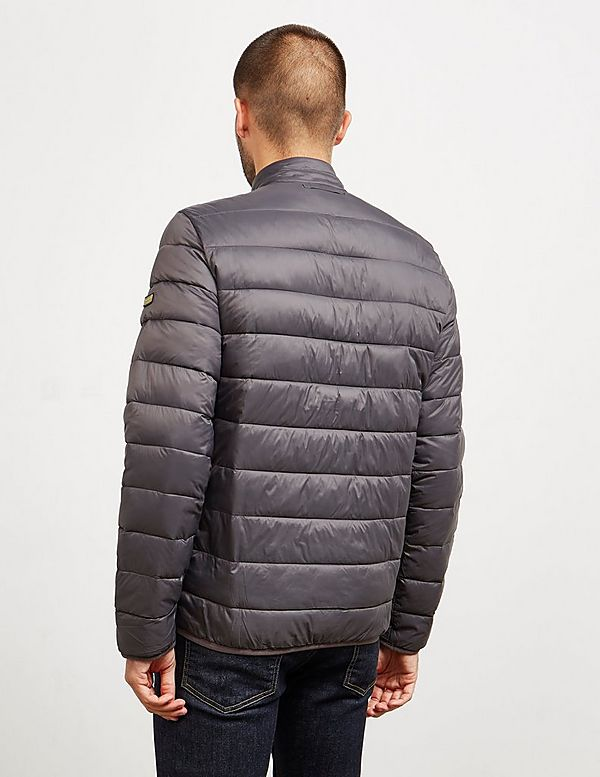 Barbour International Farlam Baffle Quilted Jacket