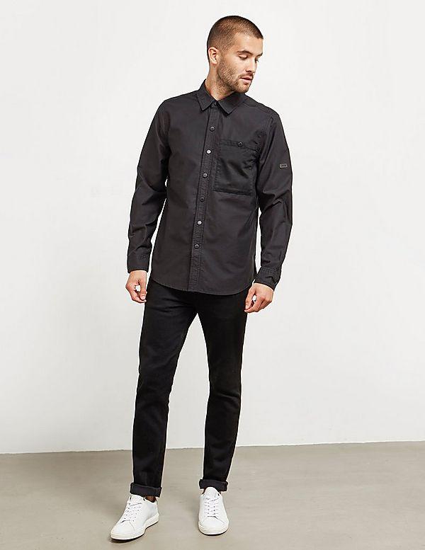 Barbour International Dual Long Sleeve Overshirt