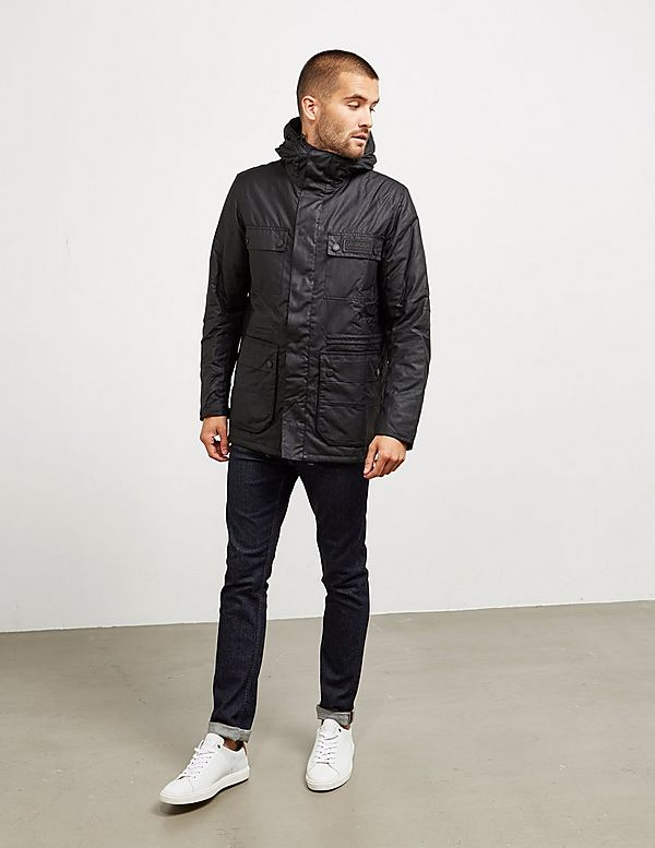 Barbour International Imboard Parka Jacket
