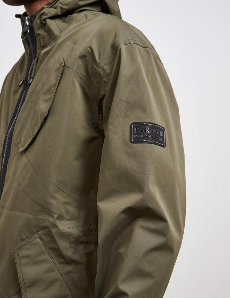 Barbour International Acoustics Jacket
